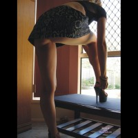 Bottomless Upskirt Shot - Upskirt