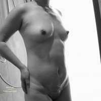 Suzzy in B and W