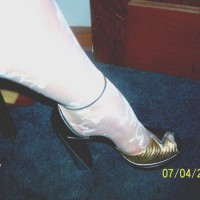 Just Love Heels And Hose