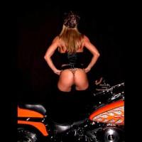 Lexie As Biker Babe