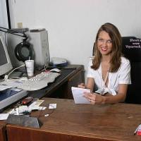 Cheryl Is A Secretary