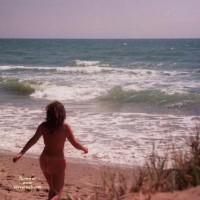 Morenaza En La Playa