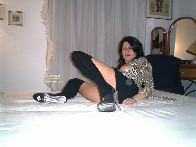 Pic #7 - Sexy Cri At Home