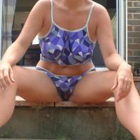 Bikini Paint - Spread Legs