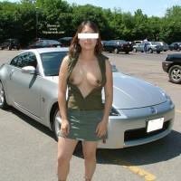 Parking Lot - 350z