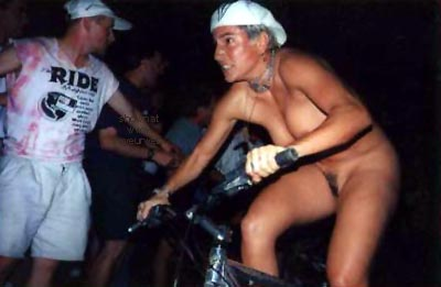 Pic #2 - Naked Bicycle Race