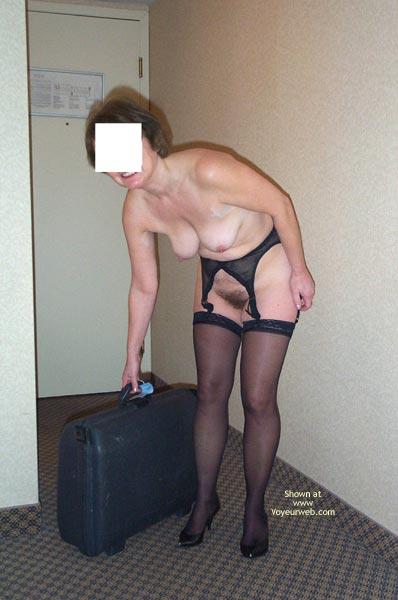 Pic #2 - Mature Motel Mom