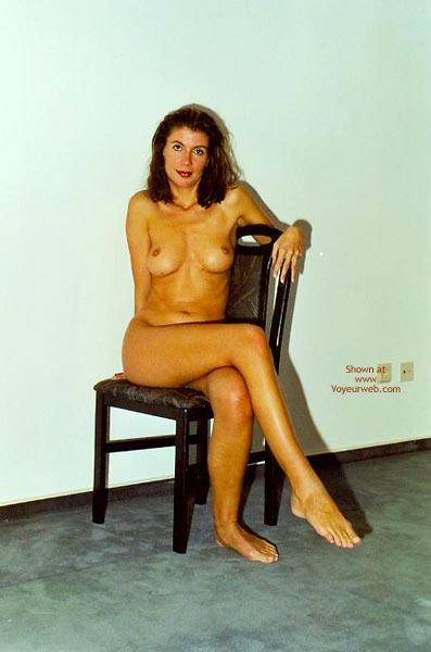 Pic #5 - Anette Nackt Vor Der Camera