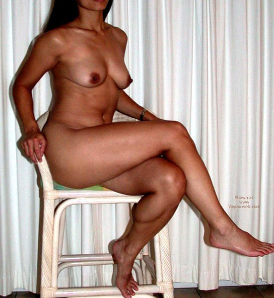 Pic #5 - Asian Cutie And A Chair