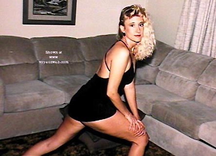 Pic #7 - Toni's Black Slip
