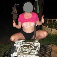 Hottie Camping