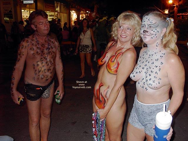 Pic #1 - Key West Fantasy Fest 2002 #8