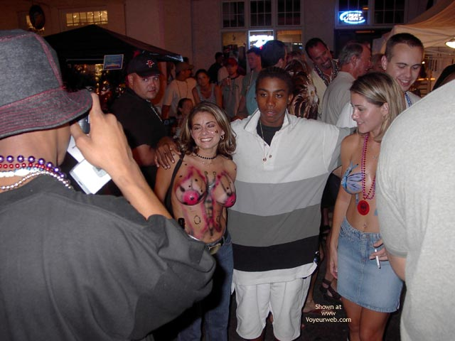 Pic #3 - Key West Fantasy Fest 2002 #8