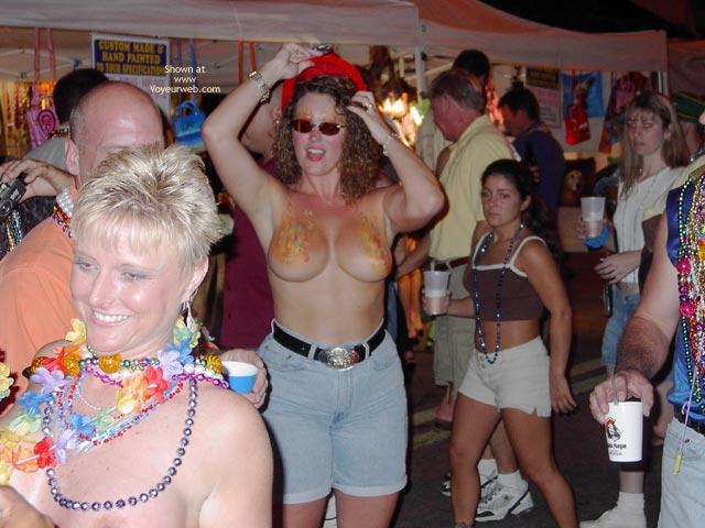 Pic #4 - Key West Fantasy Fest 2002 #8