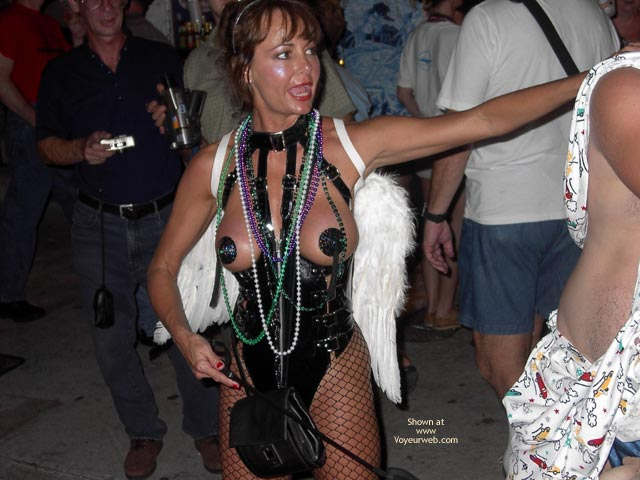 Pic #1 - Key West Fantasy Fest 2002 #9