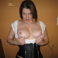 Indoor Tits - Brown Hair