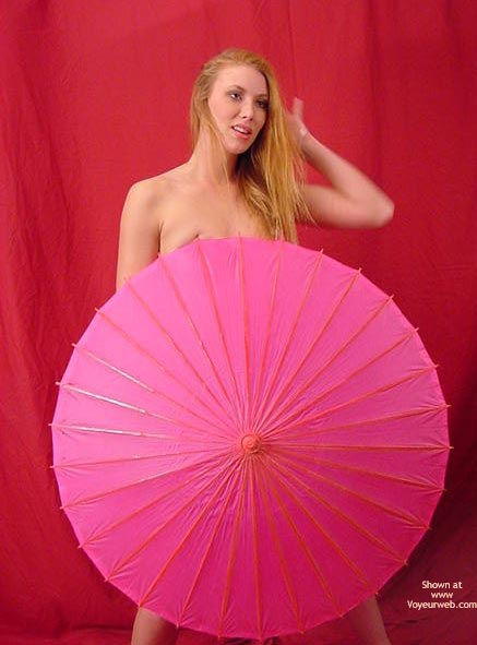 Pic #9 - My Pink Umbrella