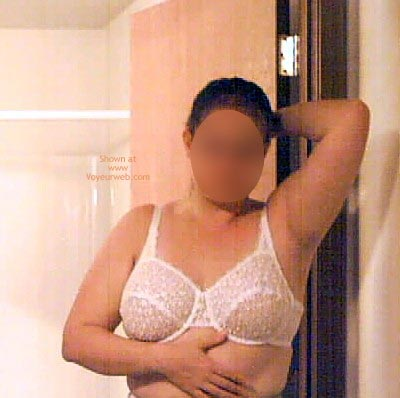 Pic #1 - Bbw In And Out Of Bra