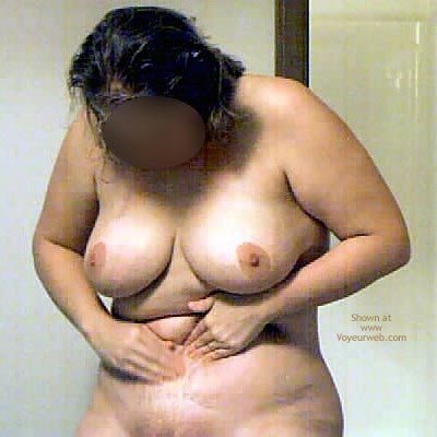 Pic #3 - Bbw In And Out Of Bra
