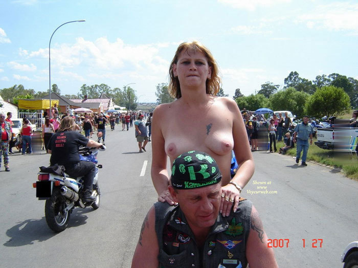 Pic #1 - Street Fun , An Amazing Rally Weekend In Villiers S.A.