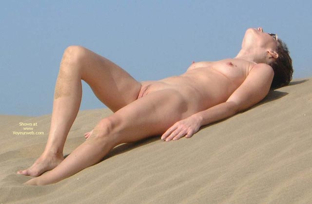 Pic #5 - Sexy In The Dunes Of Maspalomas