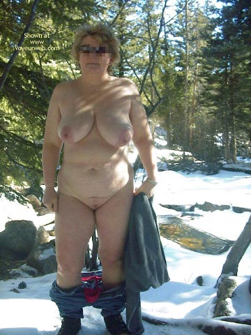 Pic #1 - Winter In The Mountains