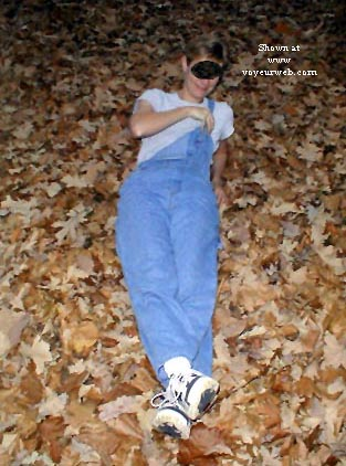 Pic #6 - Romp In The Leaves