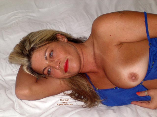 Pic #2 - Sexy Ly Blue Babydoll