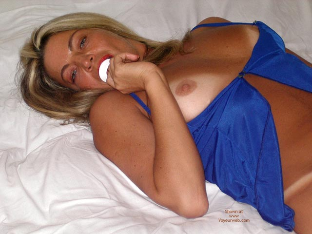 Pic #5 - Sexy Ly Blue Babydoll