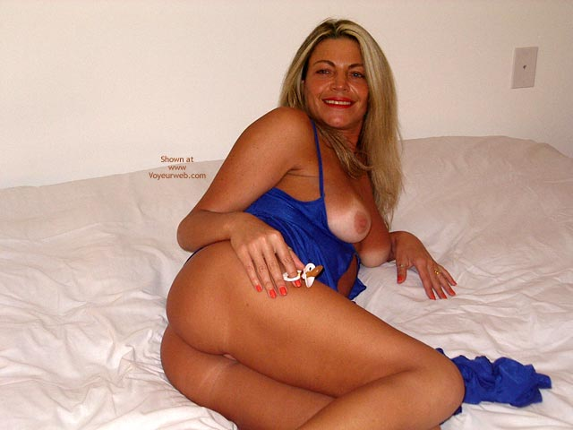 Pic #9 - Sexy Ly Blue Babydoll