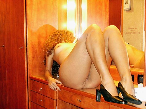 Pic #4 - Brazilian Wife On A Cruise Enjoying The Cabin