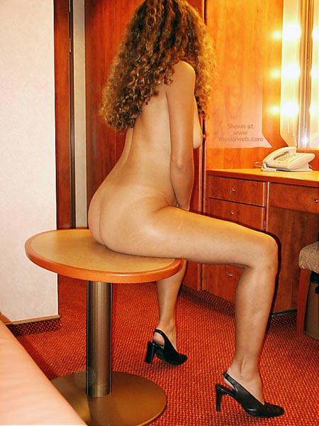 Pic #8 - Brazilian Wife On A Cruise Enjoying The Cabin