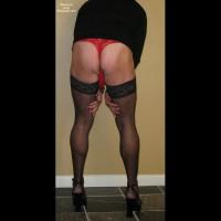 More Red Panties