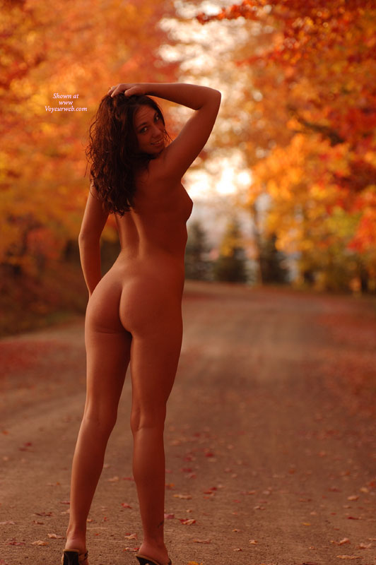 Perfect Sexy Ass - Brunette Hair, Long Hair, Long Legs, Nude Outdoors, Round Ass, Naked Girl, Nude Amateur, Sexy Ass , Nude Outdoor In The Fall, Rear View, Round Shapely Ass, Bare Butt, Autumn Leaves, Naked Rear On A Fall Day, Long Lean Legs, Brunette Long Hair, Smiling Over Her Shoulder, Standing Under Trees, Standing Fully Nude From Behind