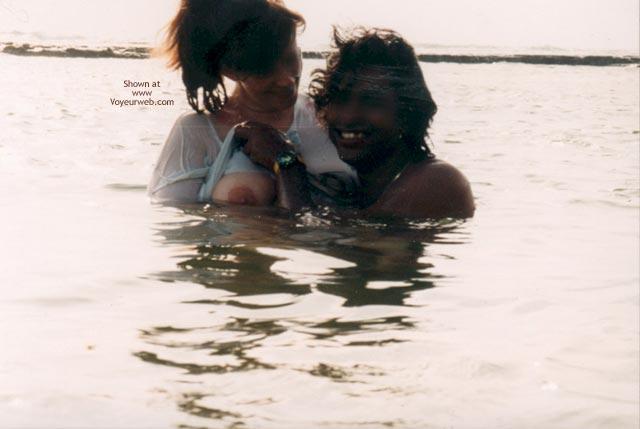 Pic #1 - Tanja In Srilanka