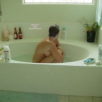 Bath Time With Kaye