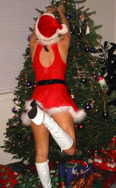 Pic #1 - Xm Rachel As Santa'S Helper