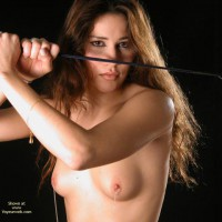 Nude With Riding Crop