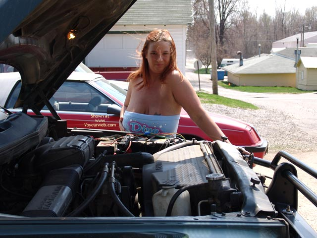 Pic #1 - Checking Under The Hood