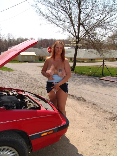 Pic #10 - Checking Under The Hood