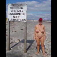 Wife Of 28 Yrs At Beach