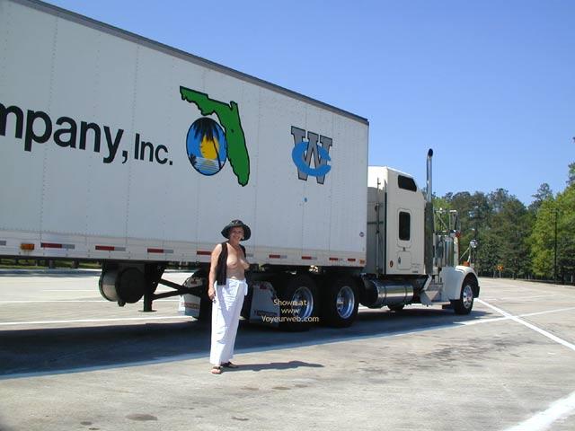 Pic #2 - Redhotgrani Trucker Friends
