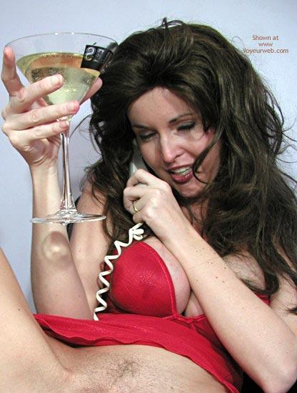 Pic #6 - Nadine And Champagne
