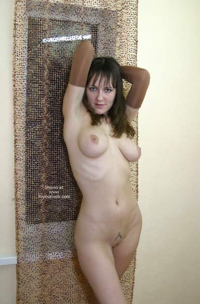 Pic #1 - Lesbian Girl Nina