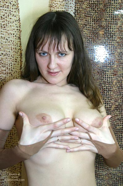 Pic #8 - Lesbian Girl Nina