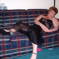 Redd'S New Nightgown