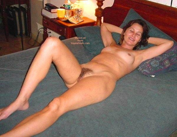 Pic #4 - Kerry Lounging Nude