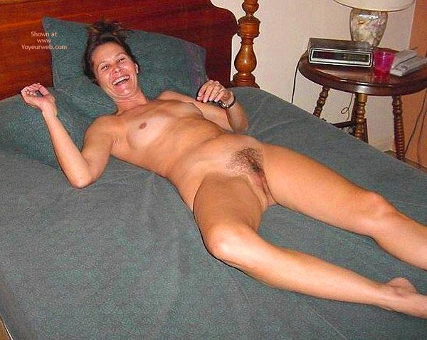 Pic #6 - Kerry Lounging Nude