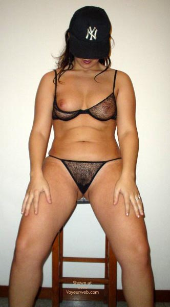 Pic #1 - Kim In Sexy Lingerie