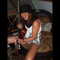 Eva Plays With My Instrument